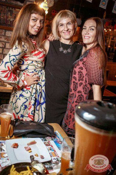 «Октоберфест-2017»: выбор пивной столицы, 29 сентября 2017 - Ресторан «Максимилианс» Новосибирск - 38