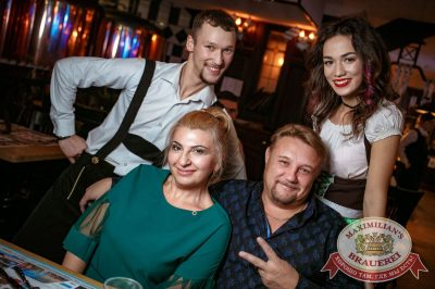 «Октоберфест-2017»: выбор пивной столицы, 29 сентября 2017 - Ресторан «Максимилианс» Новосибирск - 7
