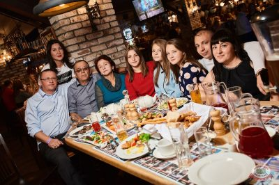 «Октоберфест-2018»: выбор Короля и Королевы (первый тур), 22 сентября 2018 - Ресторан «Максимилианс» Новосибирск - 68
