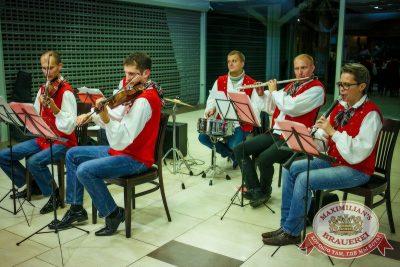 Закрытие 205-го фестиваля живого пива «Октоберфест-2015». Специальный гость: ВИА «Волга-Волга», 3 октября 2015 - Ресторан «Максимилианс» Новосибирск - 04