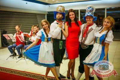 Закрытие 205-го фестиваля живого пива «Октоберфест-2015». Специальный гость: ВИА «Волга-Волга», 3 октября 2015 - Ресторан «Максимилианс» Новосибирск - 05