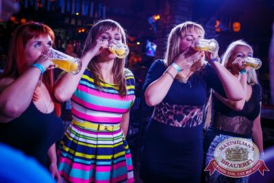 Закрытие 205-го фестиваля живого пива «Октоберфест-2015». Специальный гость: ВИА «Волга-Волга», 3 октября 2015 - Ресторан «Максимилианс» Новосибирск - 10