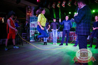 Оздоровительные вечеринки в «Максимилианс», 2 января 2015 - Ресторан «Максимилианс» Новосибирск - 01