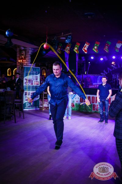 Оздоровительные вечеринки в «Максимилианс», 2 января 2015 - Ресторан «Максимилианс» Новосибирск - 16