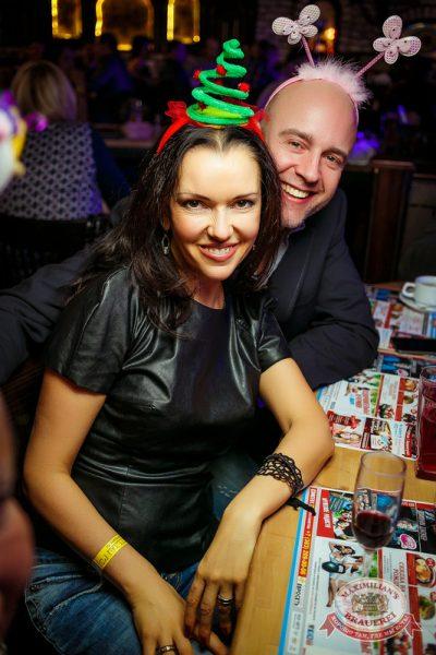 Оздоровительные вечеринки в «Максимилианс», 2 января 2015 - Ресторан «Максимилианс» Новосибирск - 25
