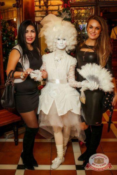 Письмо Деду Морозу: репетиция Нового года, 28 ноября 2015 - Ресторан «Максимилианс» Новосибирск - 04