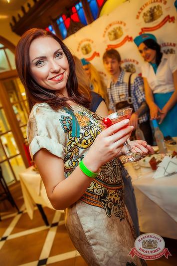 Презентация водки «Максимилианс», 8 мая 2014 - Ресторан «Максимилианс» Новосибирск - 05