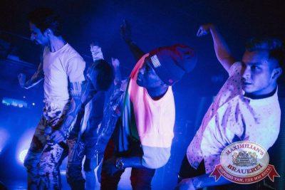 Quest Pistols: Club show, 17 ноября 2015 - Ресторан «Максимилианс» Новосибирск - 02