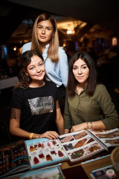 Вечеринка «Ретро FM», 19 октября 2019 - Ресторан «Максимилианс» Новосибирск - 41
