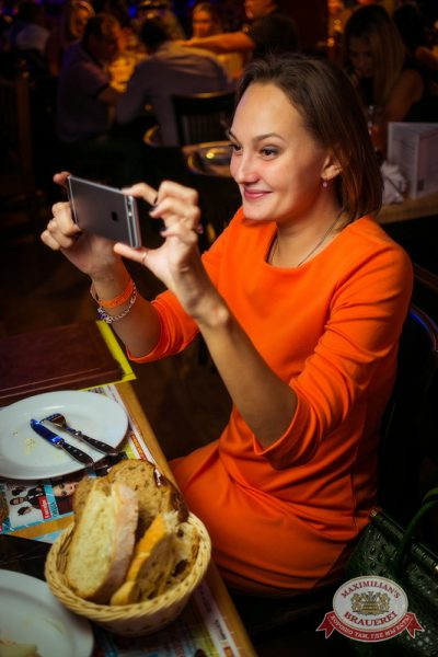 Октобер рок-фест, 27 сентября 2014 - Ресторан «Максимилианс» Новосибирск - 17
