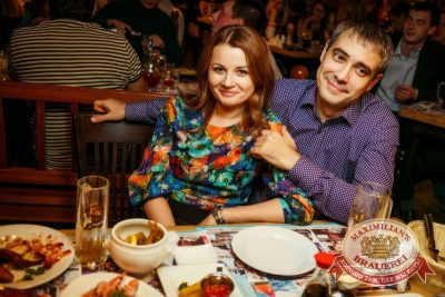 Руслан Белый, 17 октября 2015 - Ресторан «Максимилианс» Новосибирск - 27