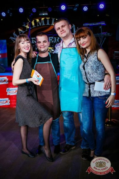 Презентация летнего пива Summerbrau, 8 мая 2015 - Ресторан «Максимилианс» Новосибирск - 23