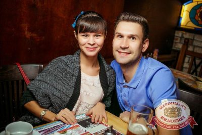 Презентация летнего пива Summerbrau, 8 мая 2015 - Ресторан «Максимилианс» Новосибирск - 26