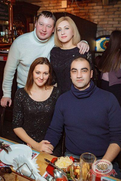 Super ПЯТНИЦА, 5 января 2018 - Ресторан «Максимилианс» Новосибирск - 60