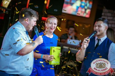 Super ПЯТНИЦА и Dj Denis First, 3 ноября 2017 - Ресторан «Максимилианс» Новосибирск - 00042