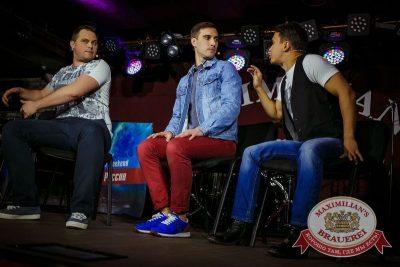Трио COMEDY CLUB, 12 марта 2015 - Ресторан «Максимилианс» Новосибирск - 15