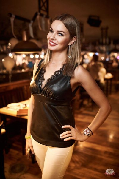 Вечеринка «Disco Дача», 7 сентября 2019 - Ресторан «Максимилианс» Новосибирск - 20