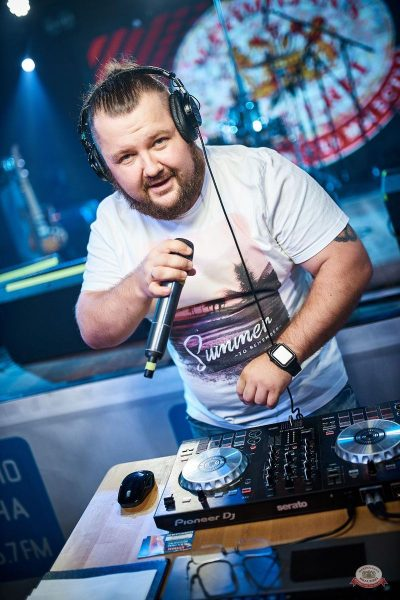 Вечеринка «Disco Дача», 7 сентября 2019 - Ресторан «Максимилианс» Новосибирск - 37