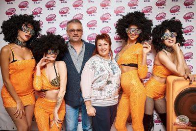 Вечеринка «Ретро FM», 14 сентября 2019 - Ресторан «Максимилианс» Новосибирск - 2