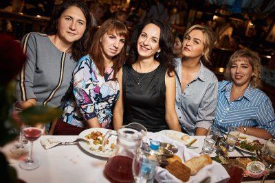 Вечеринка «Ретро FM», 14 сентября 2019 - Ресторан «Максимилианс» Новосибирск - 47