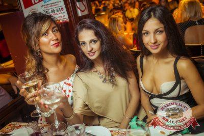 Вера Брежнева, 26 июня 2014 - Ресторан «Максимилианс» Новосибирск - 10