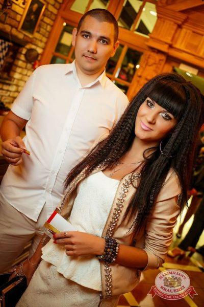 «Дыхание ночи»: White party, 12 июня 2015 - Ресторан «Максимилианс» Новосибирск - 04