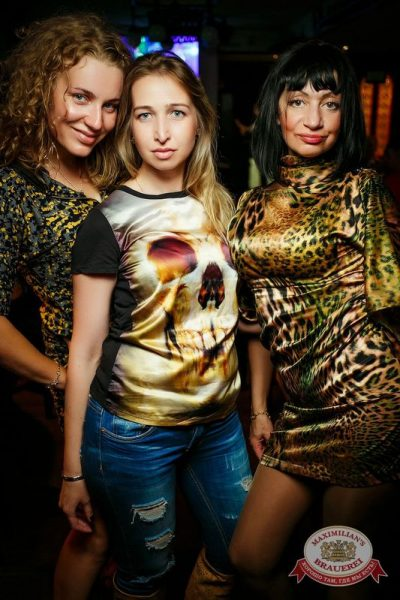 «Дыхание ночи»: White party, 12 июня 2015 - Ресторан «Максимилианс» Новосибирск - 22