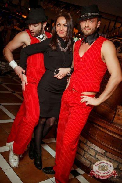 Международный женский день: вечеринка безфартуков, день первый, 7 марта 2015 - Ресторан «Максимилианс» Новосибирск - 05