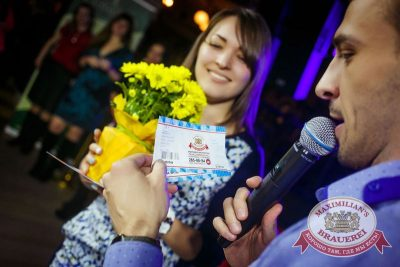 Международный женский день с ВИА «Волга-Волга», 8 марта 2015 - Ресторан «Максимилианс» Новосибирск - 15