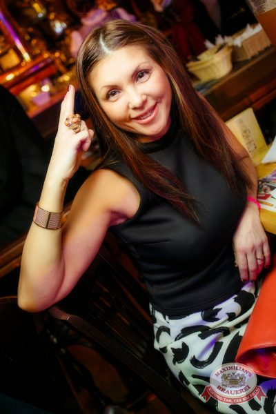 Ёлка, 15 октября 2014 - Ресторан «Максимилианс» Новосибирск - 29