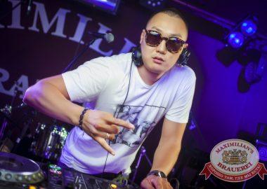 «Дыхание ночи»: DJPasha Lee(Москва), 16августа2014
