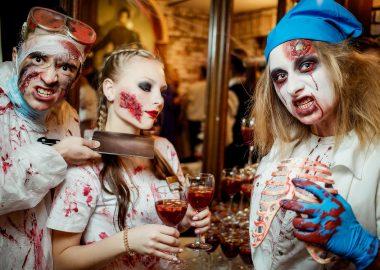 Halloween: хоррор клиника, 29октября2016