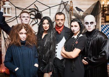 «Хэллоуин»: «Семейка Аддамс», 2ноября2019