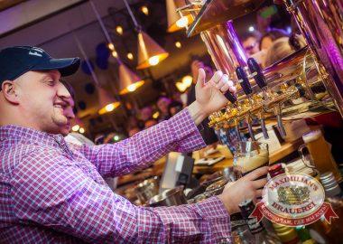 Открытие ресторана «Максимилианс» Новосибирск: день первый! Акт Первый: Гоша Куценко, 17апреля2014