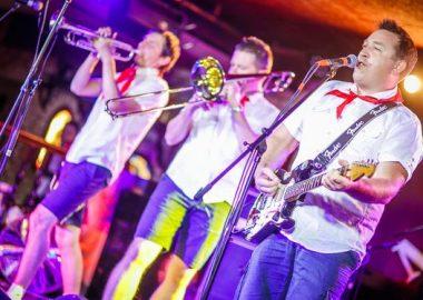 Октоберфест: Уикенд уже близко! Специальный гость —группа «Леприконсы», 24сентября2015
