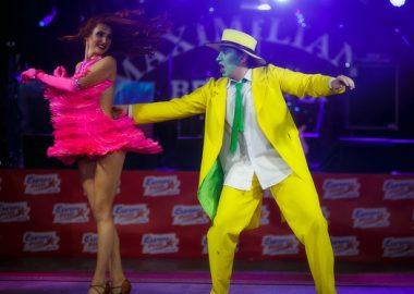 Финал проекта «Давайте Потанцуем», 16октября2014