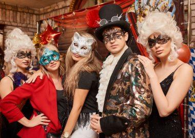 «Дыхание ночи»: «Masquerade party», 20апреля2019