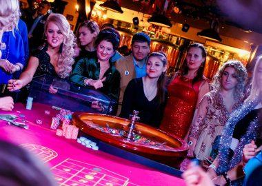 Новый год 2017: Casino Royale