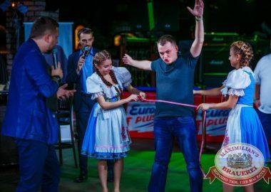 Октоберфест: Фестивальный уикенд. Выиграй тонну пива! Новосибирск —Пивная Столица «Октоберфеста-2015»! 2октября2015
