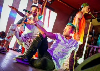Quest Pistols: Club show, 17 ноября 2015