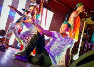 Quest Pistols: Clubshow, 17ноября2015