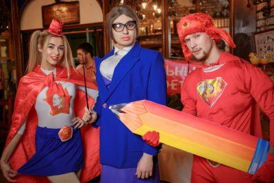 Вечер встречи выпускников, 3 февраля 2018 - Ресторан «Максимилианс» Новосибирск - 2 (4)