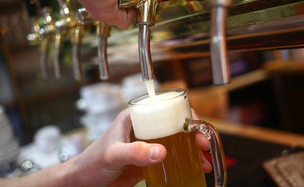Пиво по100 рублей +меню соскидкой30%