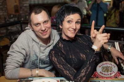 Александр Незлобин, 9 апреля 2015 - Ресторан «Максимилианс» Самара - 14
