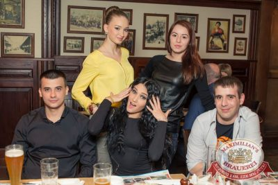 Александр Незлобин, 9 апреля 2015 - Ресторан «Максимилианс» Самара - 15
