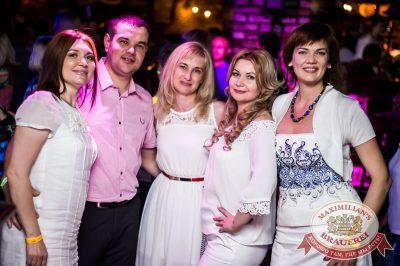 «Дыхание ночи»: Record White Party (PreParty Sensation), 3 июня 2016 - Ресторан «Максимилианс» Самара - 21