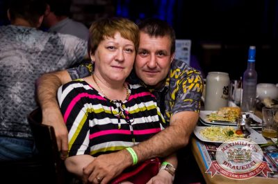 Вадим Самойлов, «Агата Кристи: все хиты», 23 июня 2016 - Ресторан «Максимилианс» Самара - 17