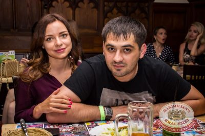StandUp: Абрамов и Комаров, 13 июля 2016 - Ресторан «Максимилианс» Самара - 21