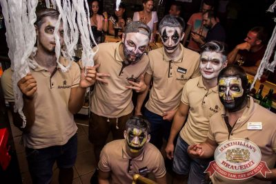 «Дыхание ночи»: Охотники за привидениями, 29 июля 2016 - Ресторан «Максимилианс» Самара - 01