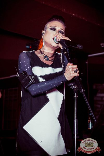 Linda, 5 октября 2016 - Ресторан «Максимилианс» Самара - 01